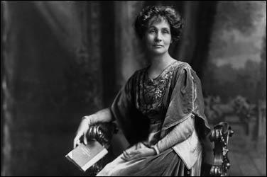 Emmeline Pankhurst's quote #4