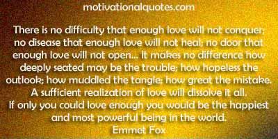 Emmet Fox's quote #4