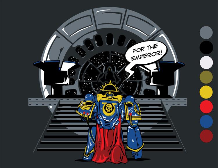 Emperor quote #2
