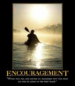 Encourage quote #4