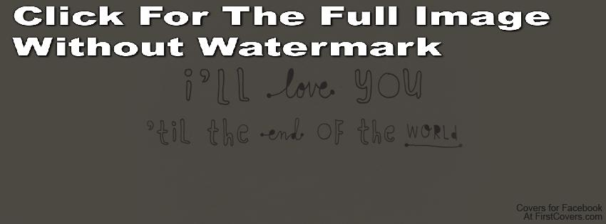 End Of The World quote #2