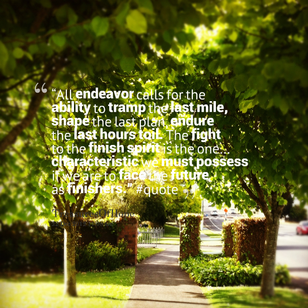 Endeavor quote #4