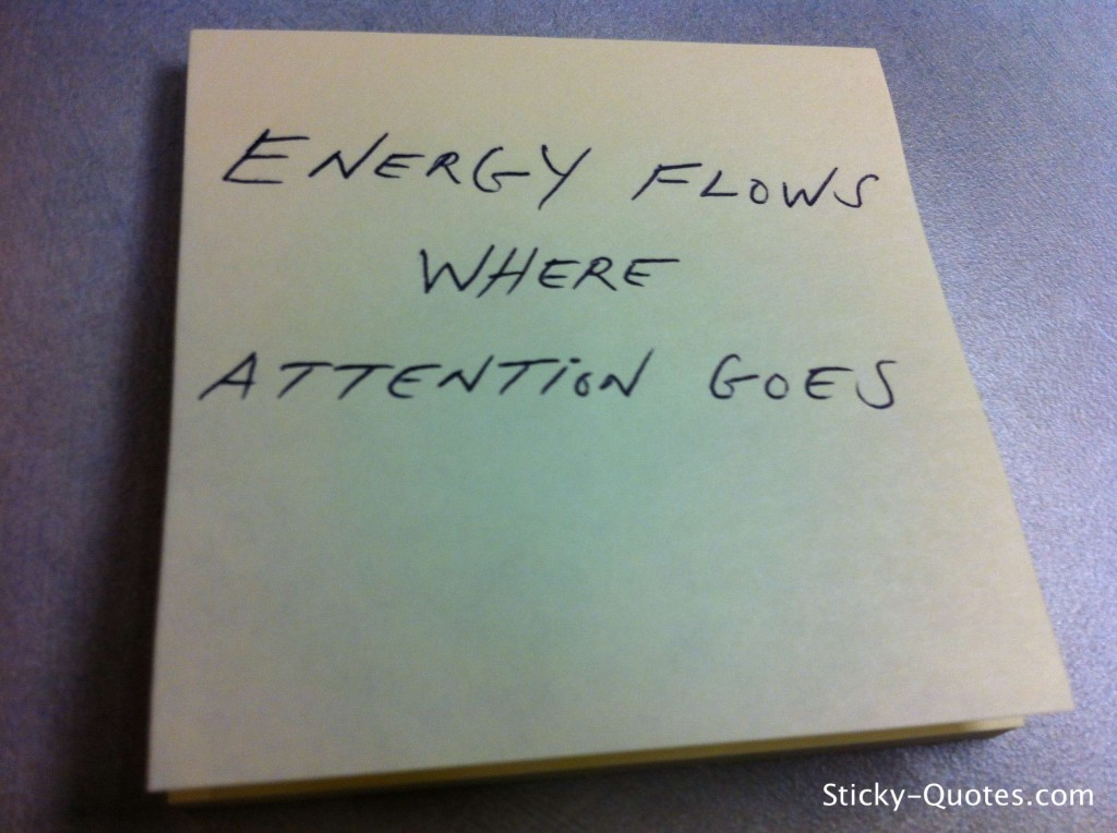 Energy quote #1