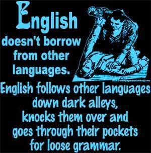 English Language quote #2