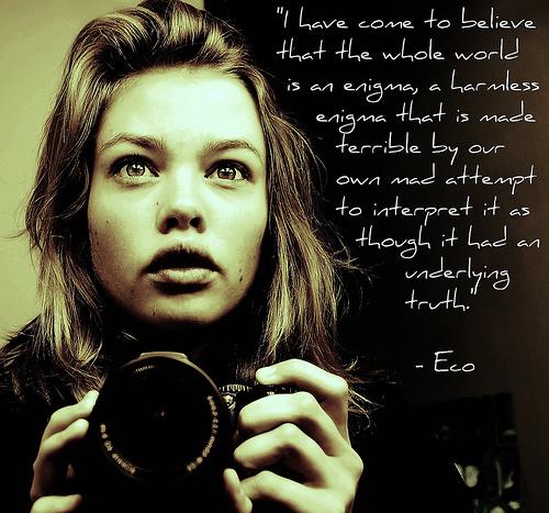 Enigma quote #1