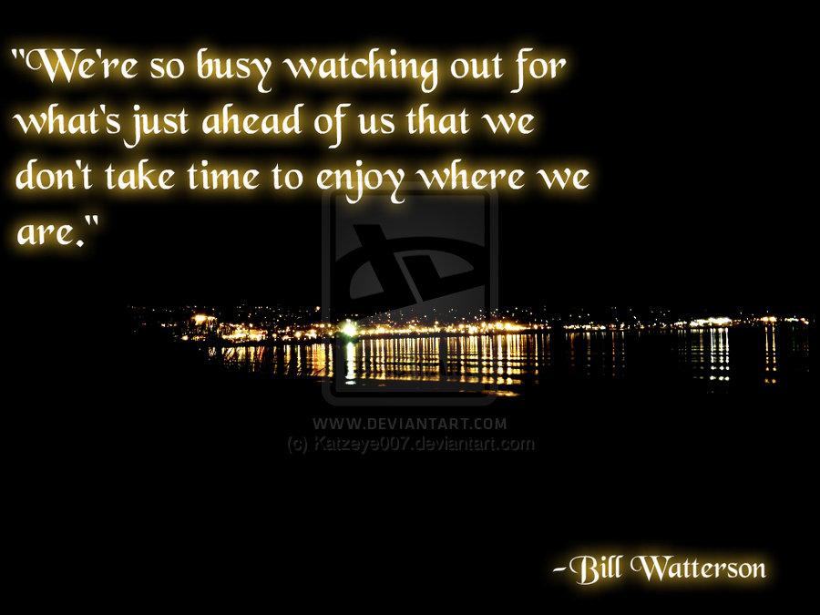 Enjoying quote #3