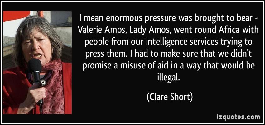 Enormous Pressure quote #1