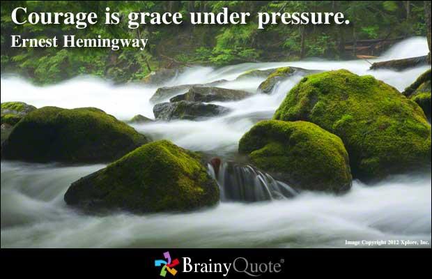 Enormous Pressure quote #2
