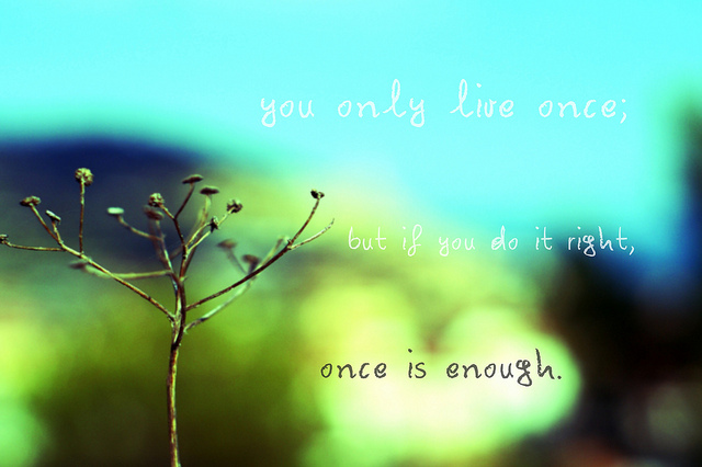 Enough quote #7