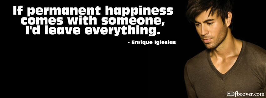 Enrique Iglesias's quote #3