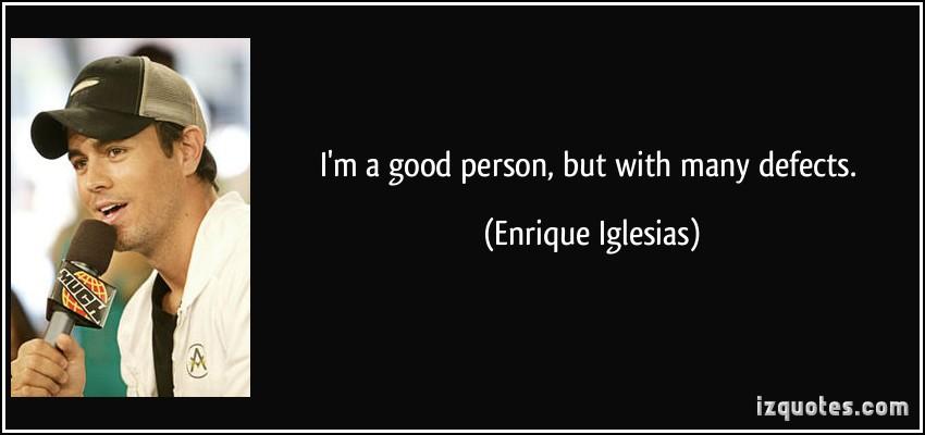 Enrique Iglesias's quote #1