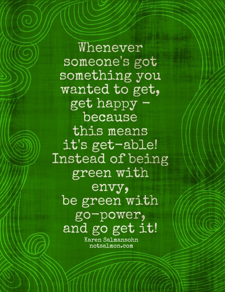 Envy quote #1