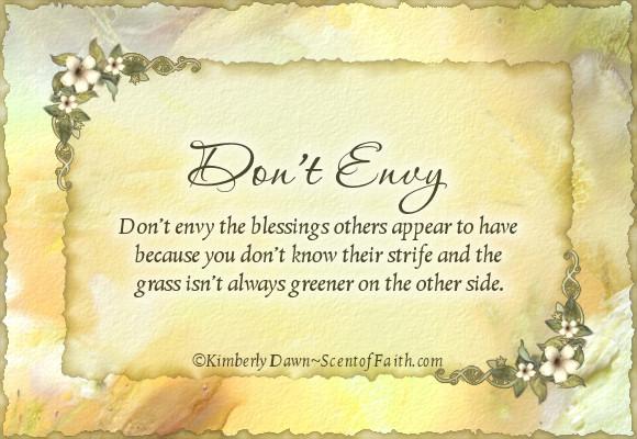 Envy quote #3