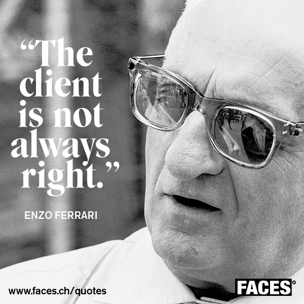 Enzo Ferrari's quote #3