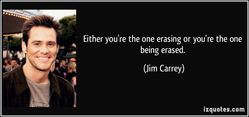 Erased quote #1