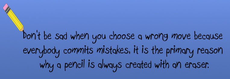 Eraser quote #2
