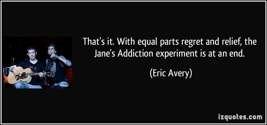 Eric Avery's quote #4