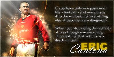 Eric Cantona's quote #4