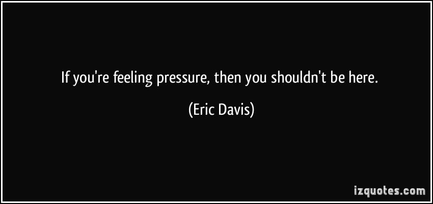 Eric Davis's quote #4