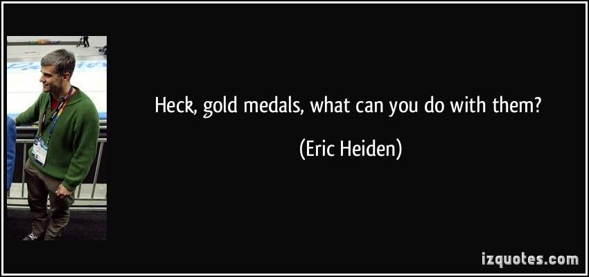 Eric Heiden's quote #4