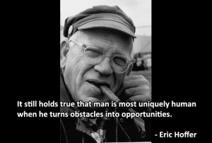 Eric Hoffer's quote #3