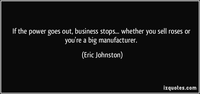 Eric Johnston's quote #2