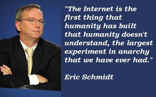 Eric Schmidt's quote #4