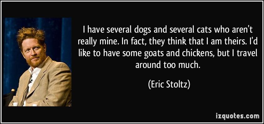 Eric Stoltz's quote #1