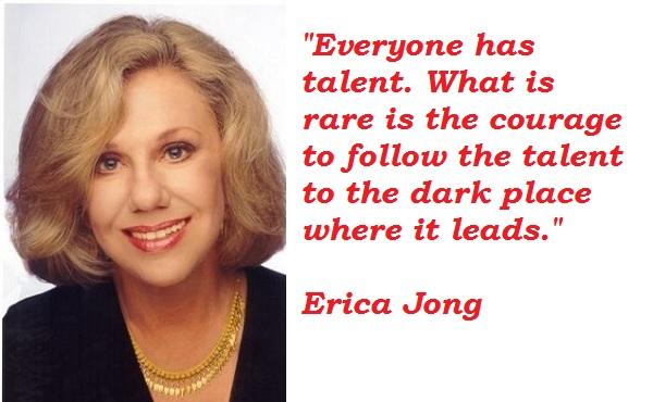 Erica Jong's quote #7