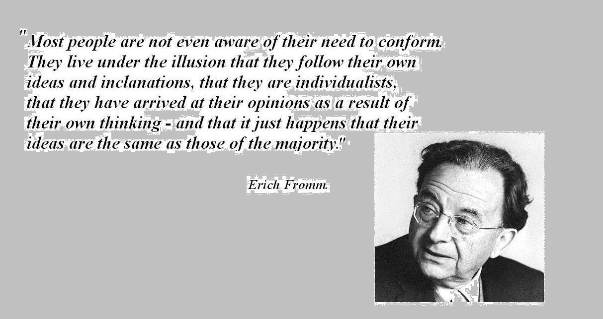 Erich Fromm's quote #3