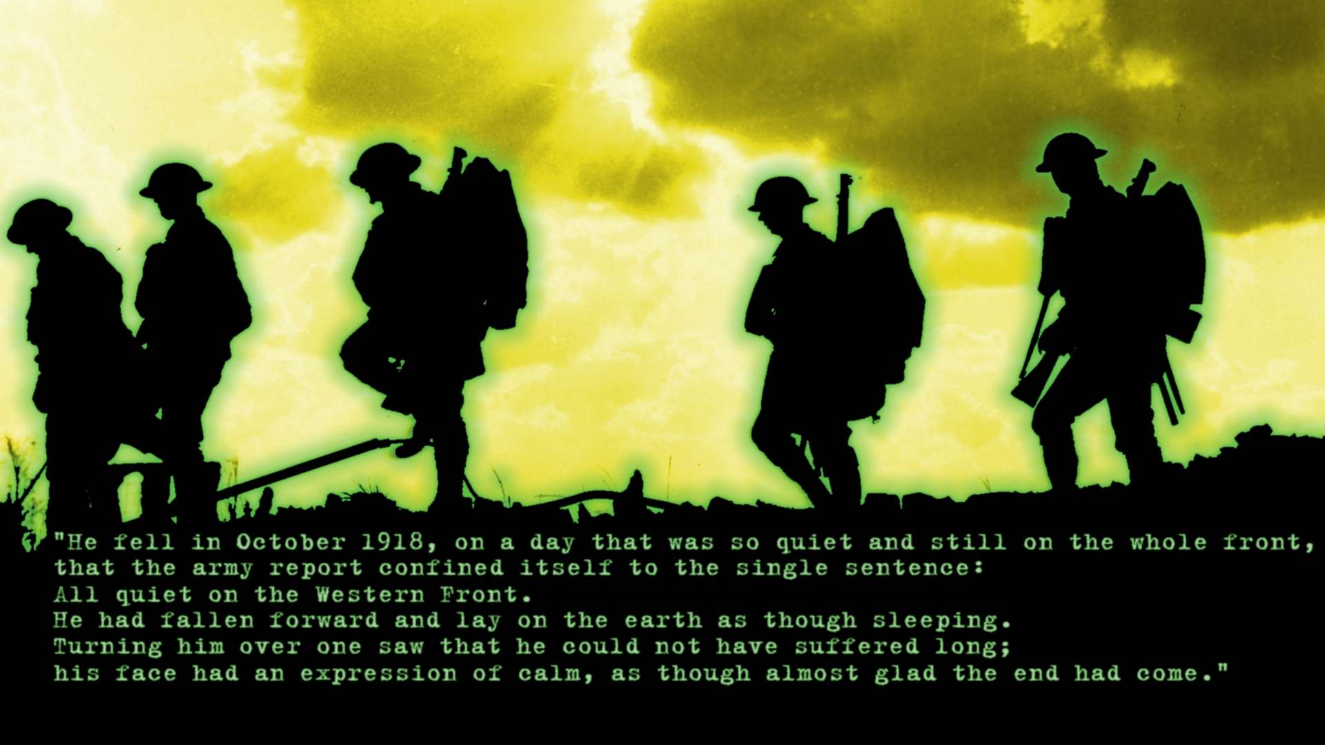 Erich Maria Remarque's quote #1
