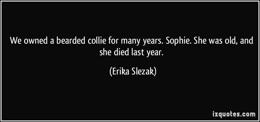 Erika Slezak's quote #2