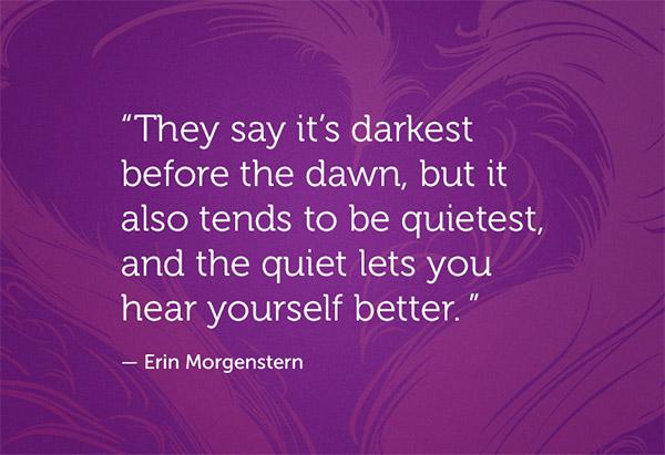 Erin Morgenstern's quote #7