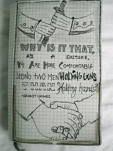 Ernest Gaines's quote #7