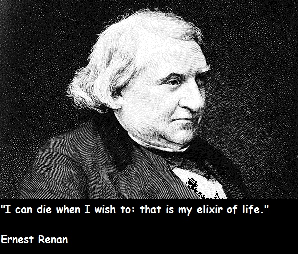 Ernest Renan's quote #3