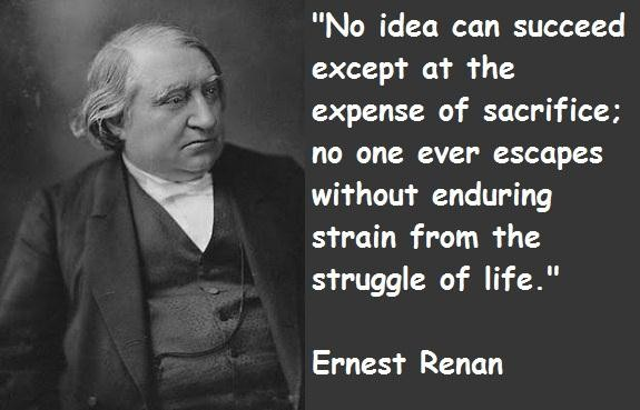Ernest Renan's quote #4