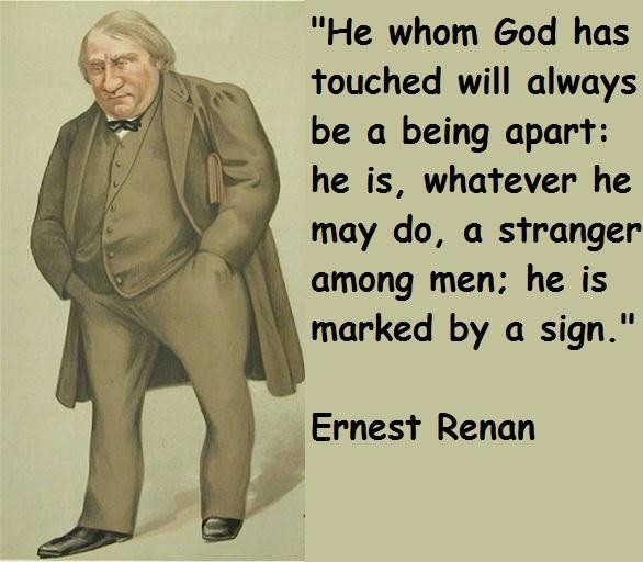 Ernest Renan's quote #6