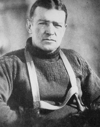 Ernest Shackleton's quote #2