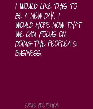 Ernie Fletcher's quote #5