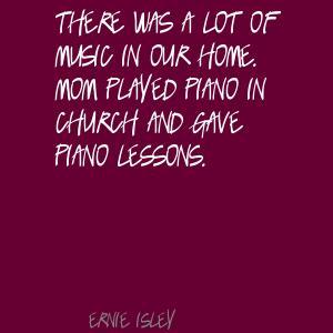 Ernie Isley's quote #2