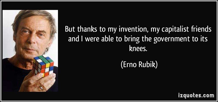 Erno Rubik's quote #6