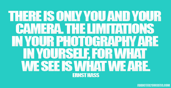 Ernst Haas's quote #2