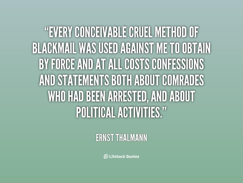 Ernst Thalmann's quote #4