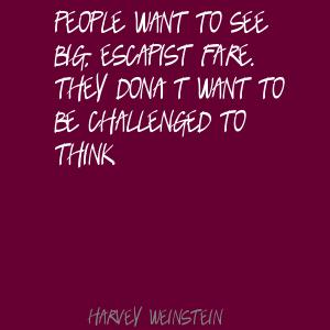 Escapist quote #1