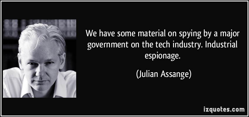 Espionage quote #1