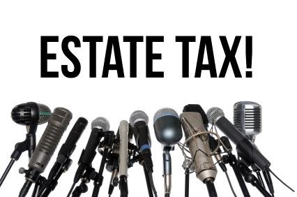 Estate Tax quote #1