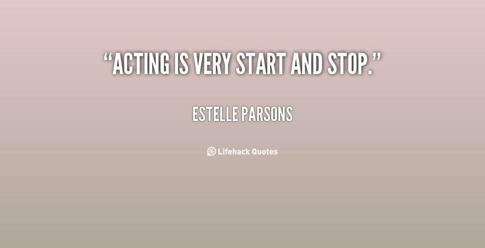 Estelle Parsons's quote #3