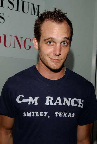 Shaved Head Ethan Embry