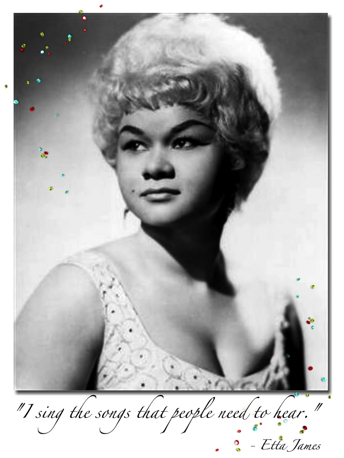 Etta James's quote #6