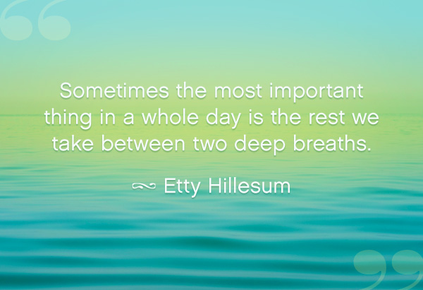 Etty Hillesum's quote #1